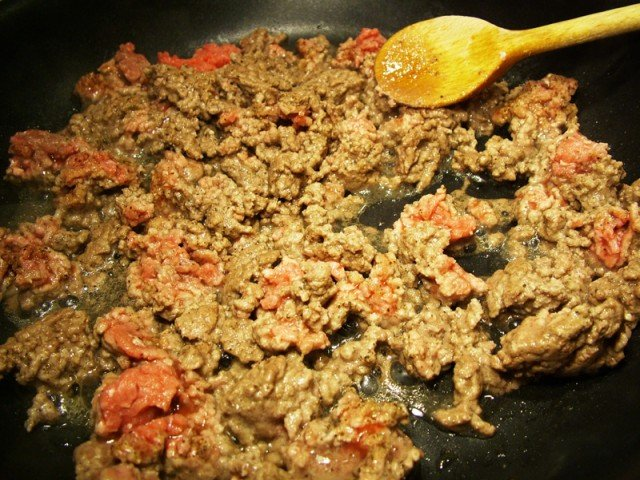 Cook Ground Beef in Pan