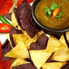 "Ole' Fresh Salsa..........See ""Appetizers"""