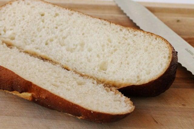 Pretzel Roll for Sandwich