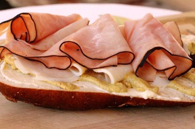 Ham on Roll