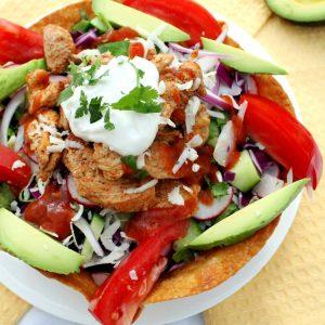 Crispy Taco Salad