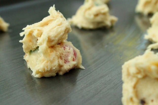 Gumdrop Cookie Dough
