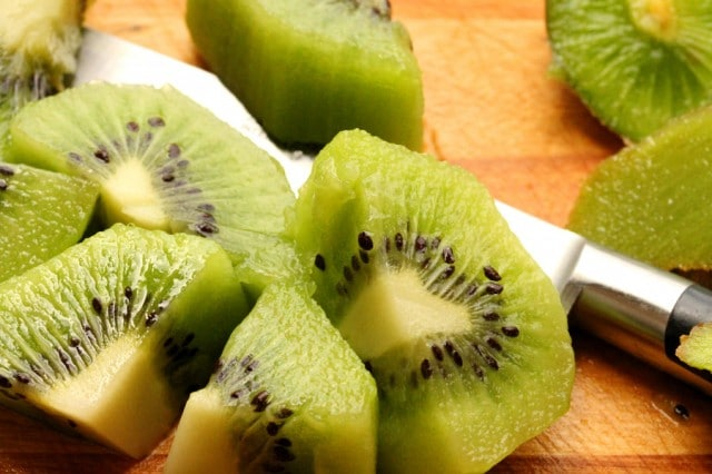 Kiwi Fruit Chunks