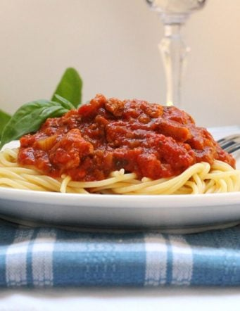 How to Make Spaghetti Meat Sauce