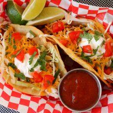 Crispy Shell Tacos
