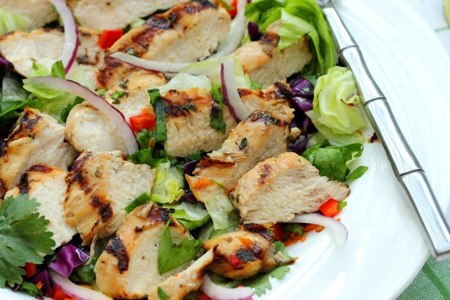 California Pizza Kitchen Bbq Chicken Salad Recipe