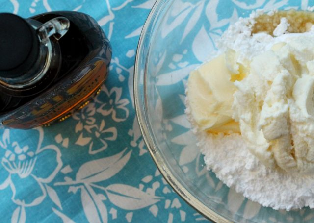 Ricotta Cheese Frosting Ingredients