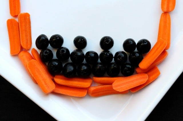 Black Olives and Carrots
