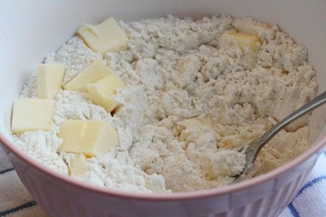 Flour in Butter