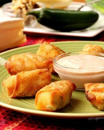Wonton Cheese Bites {4 Varieties}