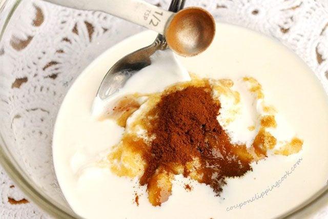 Cinnamon Cream Brown Sugar
