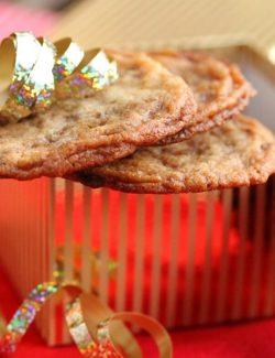 Toffee Caramel Cookies