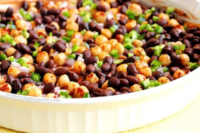Beans in Bean Dip