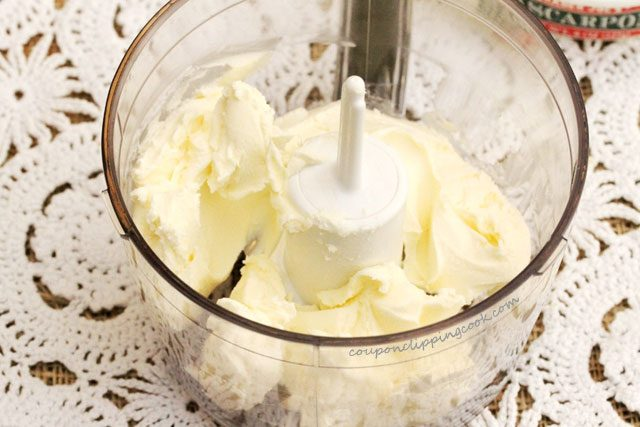 Mascarpone in Food Processor