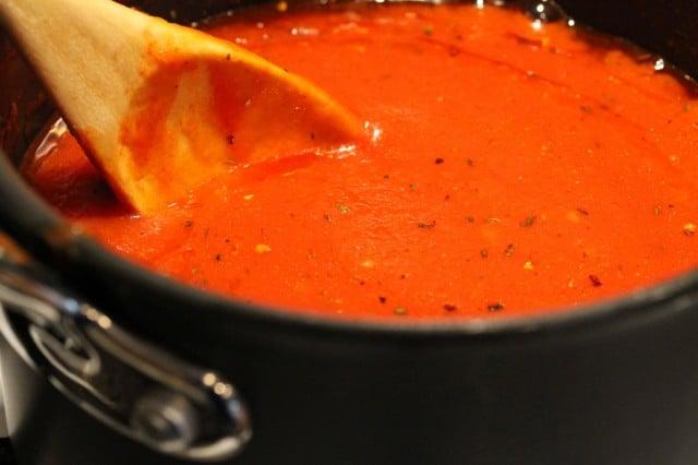 Stir Marinara Sauce
