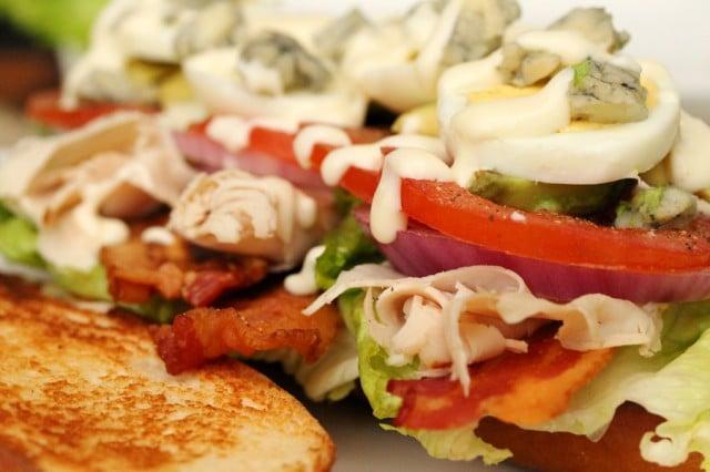 Cobb Salad Sandwich