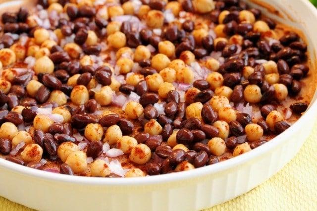 3-Bean Bean Dip