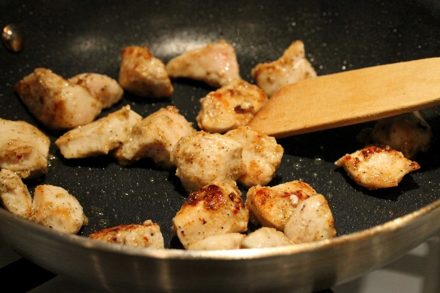 Cooked chicken - photo#38