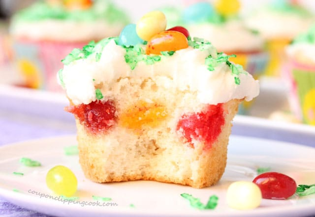 Jelly Belly Cupcakes