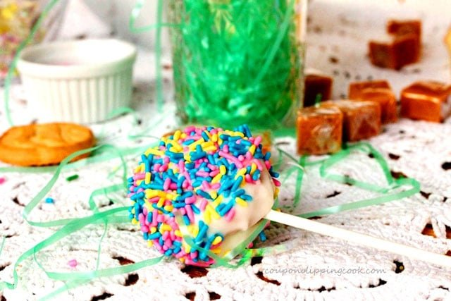 Girl Scout Cookie Pops