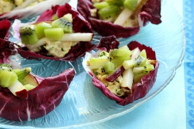 Radicchio Tuna Salad