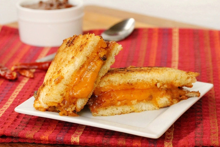 Did you know that April is the National Grilled Cheese Sandwich Month?