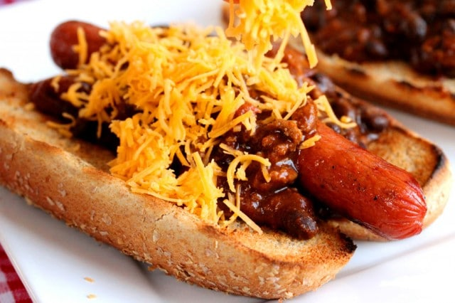 Jalapeno Chili Dog