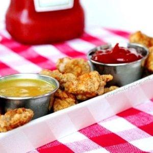 Simple Chicken Nuggets