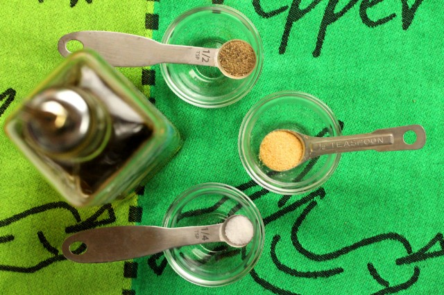 Spices for Soft Tacos