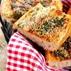 Easy Garlic Bread
