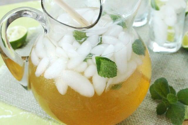 Iced Mint Limeade