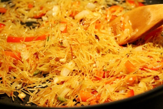 Stir Fideo Pasta