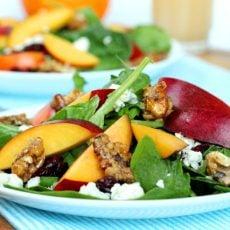 24-Spinach-Nectarine-Salad