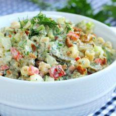 Dill Macaroni Salad