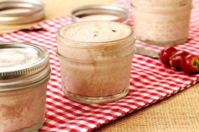 Apple Cinnamon Butter in Jar