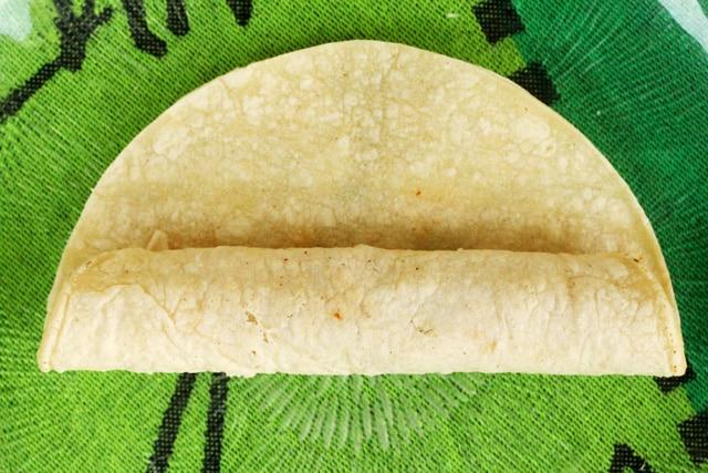 Rolling a Taquito
