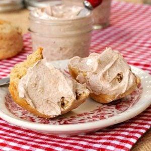 Cinnamon Toast Apple Butter