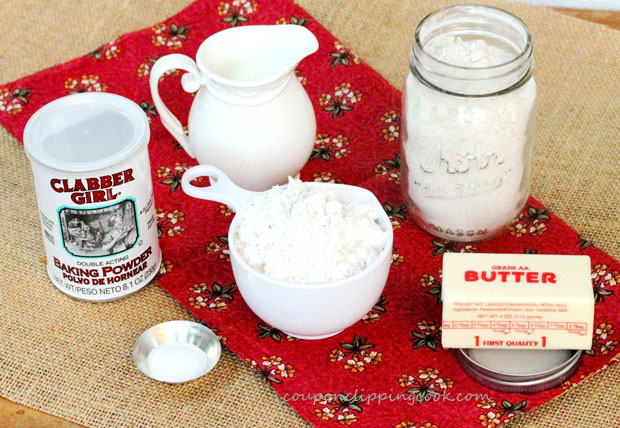 Wheat Biscuit Ingredients