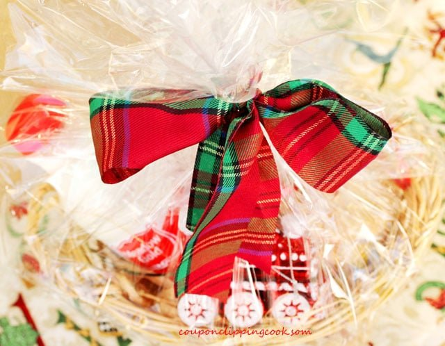 Cookies Wrapped in Holiday Packaging