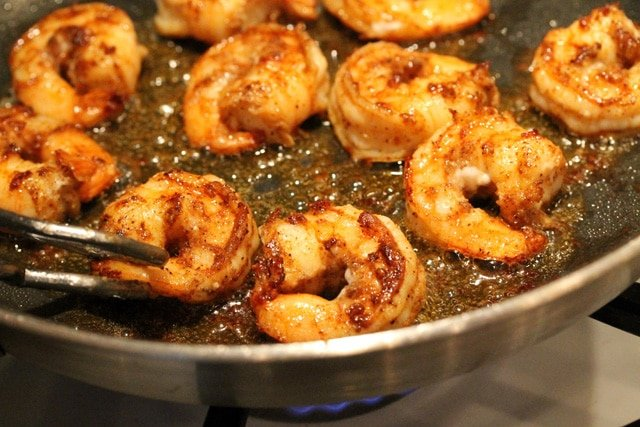 The Kitchen Recipes: How to Prepare Shrimp Tacos with Adobo Sauce