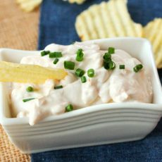 Fresh Onion Dip
