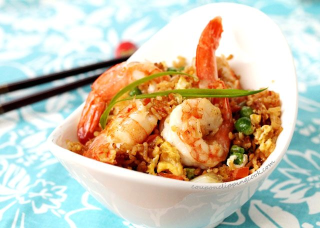 Shrimp and Fried Rice
