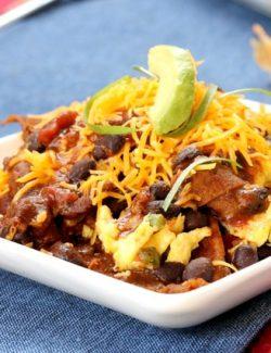 Chili Chilaquiles