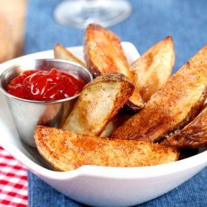 Steak Fries & Smoky Ketchup