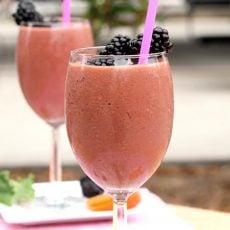 Veggie Berry Smoothie