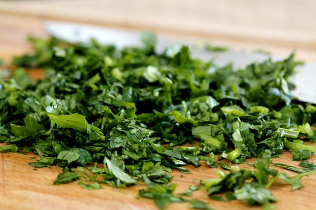 6-chop-cilantro