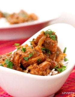 Tex Mex Chicken with Rice