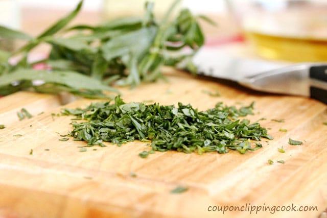 6-chop-tarragon