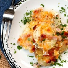 2-Scalloped-potatoes-with-sage-and-ham