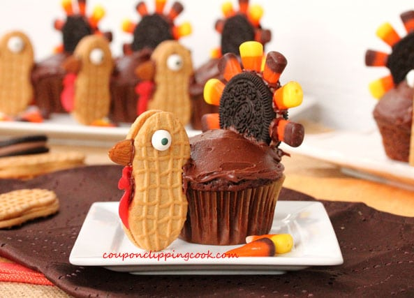 5-Thanksgiving-Turkey-Cupcakes
